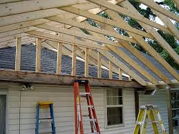 Diy Under Deck Ceiling Kits Nationwide by Diy Covered Porch Plans Roofing Low Pitch Roof For The Home