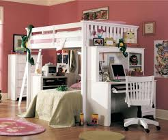 Low Loft Bed With Desk Plans by Beds Full Size Low Loft Bed With Storage Desk Decor Stairway