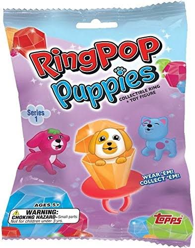 Ring Pop Puppies Series 1