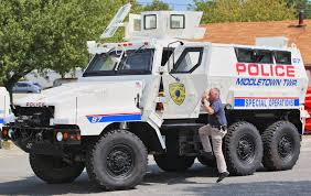 Inventory Of Military Gear Acquired By N.J. Police Provides New ... Murrieta Swat Team Gets New Armored Truck Youtube Nj Cops 2year Military Surplus Haul 40m In Gear 13 Ford Transit 350hd For Sale Armored Vehicles Nigeria Inkas Huron Apc Bulletproof Cars Vsp Bomb Truck Matthews Specialty Swat Mega Images Of Lapd Car Spacehero Police Expect Trump To Lift Limits On Mlivecom Didyouknow The Types Seatbelts Used Vehicles Make A 2010 Sema Show Web Exclusive Photos Photo Image Gallery Video Tactical Now Available Direct To The Public
