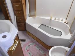 Perfect Bathroom Remodel Tub To Shower Project Beautiful Airstream Camper