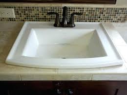 Archer Pedestal Sink Home Depot by Kohler Archer Sink U2013 Meetly Co