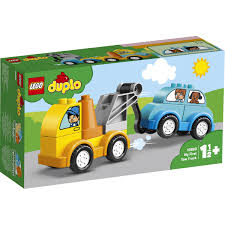 100 I Need A Tow Truck LEGO Duplo My First 10883 BG W