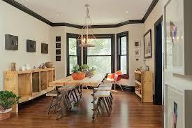 Creative Lighting Fixture For The Dining Room Design McIntosh Poris Associates