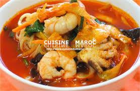 cuisine poisson facile soupe chinoise facile et rapide