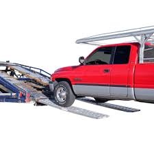 Aluminum Roller End Replacement Trailer Ramps For Car Hauler - 5,000 ... Loading Ramps For Box Trucks Best Truck Resource Guangzhou Hanmoke Unloading Container Load Ramp With Cheap Recovery Find Deals On Line Hd Motorcycle Atv Amazoncom Alinum Trailer Car Truck 1 Pair 2 Pickup 1500 Lbs Capacity Trifold Bolton Semitrailer Storage Brackets Discount 10 5000 Lb With Hook Five Star Bifold 1500lb Better Built Extended