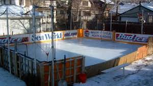 Awesome Backyard Rink Liners - YouTube