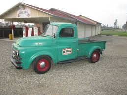 1951 Dodge Pickup Truck B Series, Texaco Shop Truck, Classic,Rat Rod ...