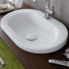 vasque carrée à poser ou encastrable blanc cocktail espace aubade
