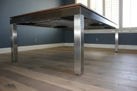 Dining Room Pool Table Combo by Stainless Steel Fusion Dk Billiards U0026 Service Orange County Ca