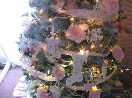 Qvc Christmas Tree Topper by Shabby Cats And Roses Christmas 2012
