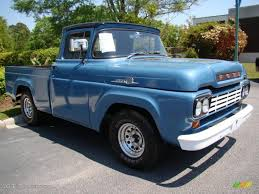 1959 Blue Ford F100 Pickup Truck #28659539 Photo #31 | GTCarLot.com ... 1959 Ford F100 Greenwhite Youtube All Natural Ford Awesome Amazing 2018 Pick Em Ups 4clt01o1959fordf100pjectherobox Hot Rod Network Stress Buster 59 Styleside Pickup Vintage Ad Cars Pinterest Vintage Ads File1959 Truck 4835511497jpg Wikimedia Commons Minor Sensation Fordtruck 12 59ft4750d Desert Valley Auto Parts 247 Autoholic Truck Tuesday