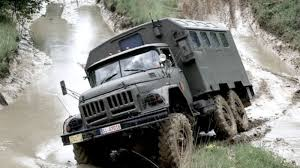 100 Zil Truck ZIL131 When The Going Gets Tough The Tough Get Going