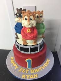 Alvin And The Chipmunks Cake Decorations Uk by The Cake Fairy Dundee Home Facebook