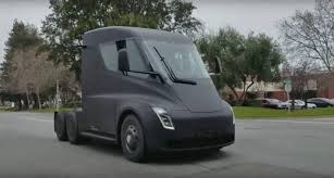 Tesla Semi Prototype Spotted Driving In The Wild In Great New ... Schneider State Patrol Show Semitruck Blind Spots At Public Safety Day Extendable Side Truck Mirrors Northern Tool Equipment 2006 Freightliner Century Class St120 Semi Truck Item F511 Semi Mirror Bar Stock Photos Freeimagescom Rear View Factory Custom Truckidcom A Sunlit Cabin Of White Clean With Steps Trailer On Road Cloudy Sky Image 2014 Volvo Vnl Hood For Sale Spencer Ia 24573174 This Electric Startup Thinks It Can Beat Tesla To Market The And Description Imageloadco Seeclear Inovation
