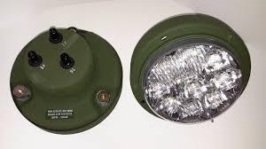 100 Het Military Truck 24V LED Lights M923 M925 M927 M35A2 HUMMER HMMWV