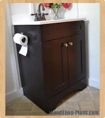 bathroom vanity woodworking plans woodshop plans bathroom vanity