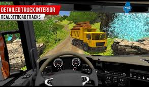 100 Driving Truck Games Offroad Simulator Free For Android APK