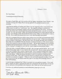 How To Write General Letter Of Recommendation Tikir Reitschule