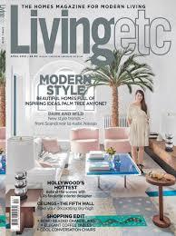 100 Modern Interior Design Magazine Livingetc April Issue Style Decor Ideas