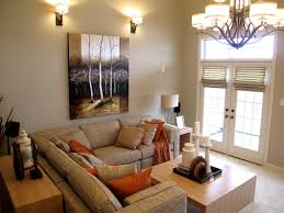 Good On The Opposite Wall Over Sofa Go With A Large Piece Of Art High Decorating Ideas