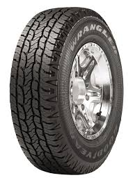 Goodyear 245/65R17 Goodyear Wrangler Trailmark Light Truck Tire ...
