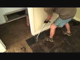 Best Hardwood Floor Scraper by Scraping A Floor With A Razor Scraper Youtube