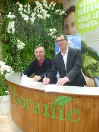 siege social botanic botanic partenariats lpo
