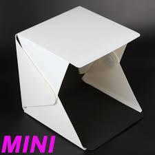 100 Studio Tent Hot Item Softbox Mini Photo Camera Photo LED Light 9 Photography Lighting Kit Mini Backdrop Box