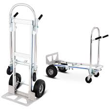 100 Hand Truck Vs Dolly Amazoncom Goplus Convertible Foldable Aluminum Cart