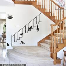 cat stairs wall sticker cat stairs 2017 wall sticker cat stairs on