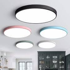 led deckenleuchte moderne le wohnzimmer beleuchtung