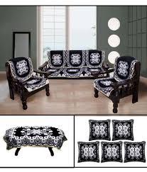 3 Seater Sofa Covers Online by Fk 6 Seater Velvet Set Of 11 Sofa Covers Buy Fk 6 Seater Velvet