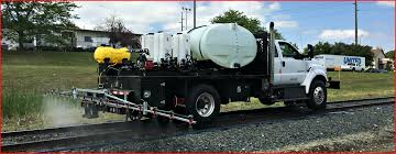 100 Railroad Truck The Sprayer A CustomBuilt Vegetation Control HiRail Vehicle