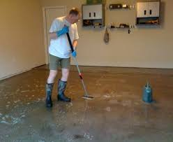 Rustoleum Garage Floor Coating Kit Instructions by How To Apply Garage Floor Epoxy Coatings The Diy Guide All