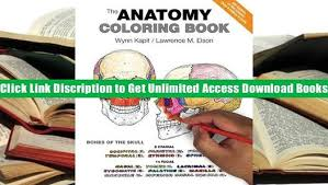 Anatomy Coloring Book 4th Edition Pdf Free Download The By Wynn Kapit