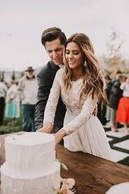 Bohemian Wedding Dresses for Stylish Brides Pinterest