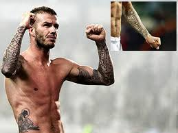 Celebrities With Indian Tattoos Array