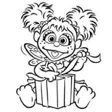 Top 15 Free Printable Sesame Street Coloring Pages Online