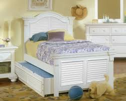Twin White Bed by Bedroom Fashionable Kids Bedroom Design Using White Bed Frame