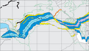 Seafloor Spreading Animation Gif by Transform Margins Development Controls And Petroleum Systems