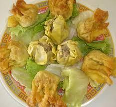 cuisine asiatique vapeur bouchées à la vapeur et raviolis frits la cuisine d izou