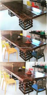 Impressive Ideas Made With Old Wooden Pallets | Building Ideas ... 30 Plus Impressive Pallet Wood Fniture Designs And Ideas Fancy Natural Stylish Ding Table 50 Wonderful And Tutorials Decor Inspiring Room Looks Elegant With Marvellous Design Building Outdoor For Cover 8 Amazing Diy Projects To Repurpose Pallets Doing Work 22 Exotic Liveedge Tables You Must See Elonahecom A 10step Tutorial Hundreds Of Desk 1001 Repurposing Wooden Cheap Easy Made With Old Building Ideas