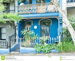 100 Sydney Terrace House Paddington Stock Photo Image Of Aging