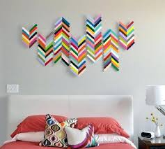Diy Wall Decor Cool Home Art Ideas Tutorials For With Regard To