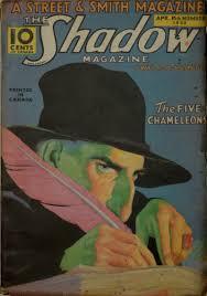 126 The Shadow Club Various Cl Magazine Nov 1 1932