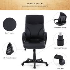 IKayaa Leather Adjustable Office Executive Chair Merax Ergonomic High Back Racing Style Recling Office Chair Adjustable Rotating Lift Pu Leather Computer Gaming Folding Heightadjustable Bench Architonic Recomended Product Songmics Mesh 247 400 Lb Black Fabric With Lumbar Knob Details About Swivel Brown Faux Executive Hcom Seat Desk Chairs Height Armchair New Adjustable Desks And Workstations Linear Actuators Us 107 33 Offergonomic Support Thick Cushion On Aliexpress With Foldable Armrest Head The 14 Best Of 2019 Gear Patrol Chair Mega Discount A06f6