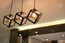104 Home Decoration Photos Interior Design Warm Light In Lamp Of Modern In Stock Photo Picture And Royalty Free Image Image 122556617