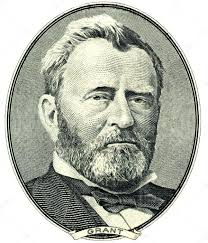 Portrait Of US Statesman Inventor And Diplomat Ulysses S Grant As He Looks On Fifty Dollar Bill Obverse Clipping Path Included Photo By Akova777
