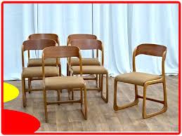 chaise traineau baumann chaises traineaux luges vintage 1960 baumann vendu meubles déco